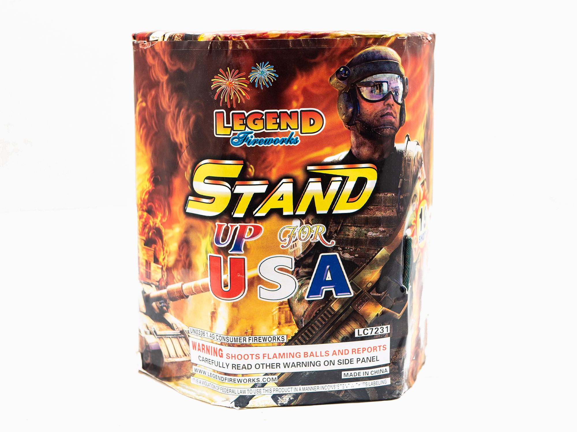 Liberty And Independence/ Stand Up USA