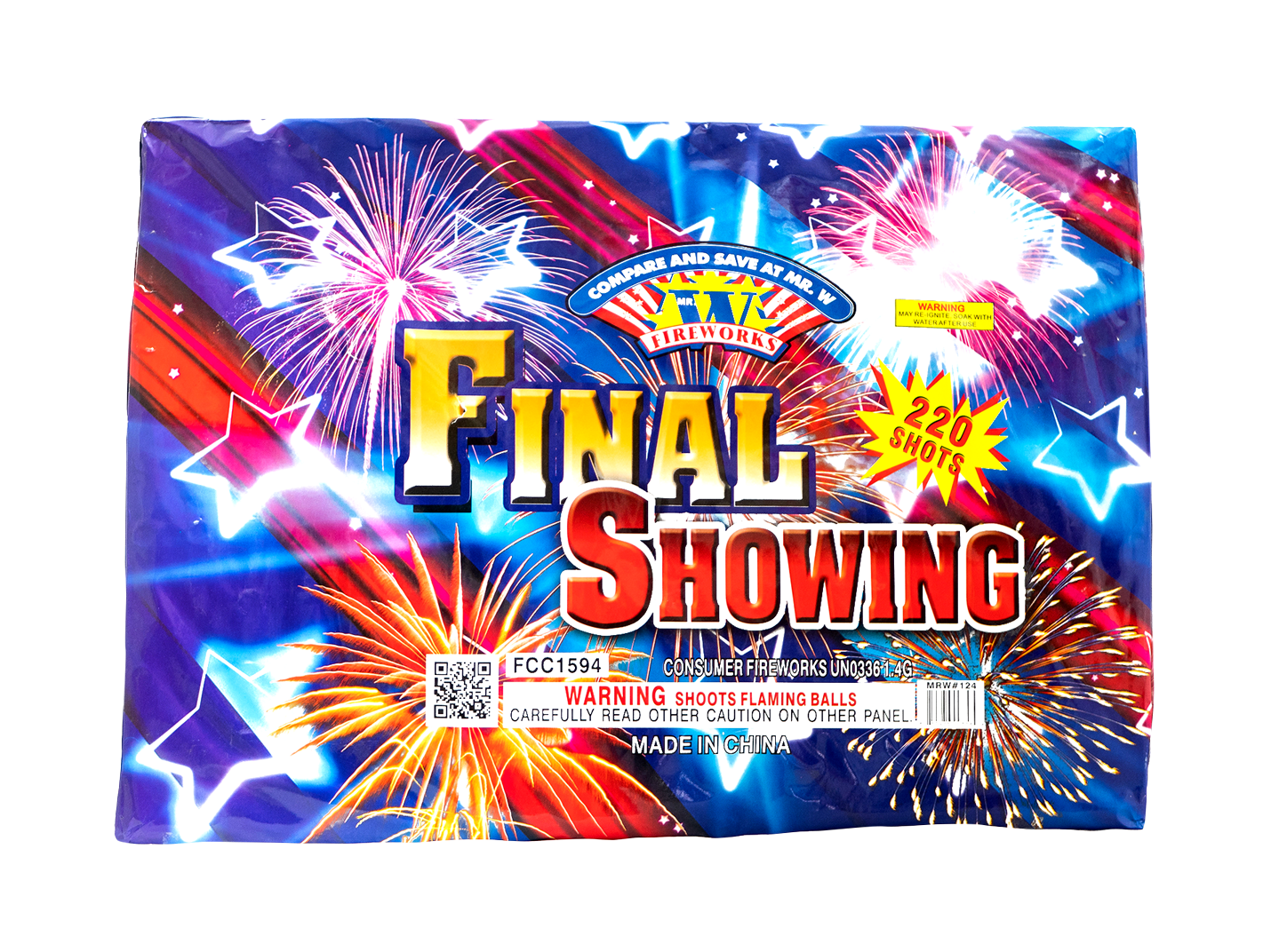 Final Showing