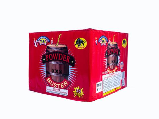 Powder Buster / Color Thunder