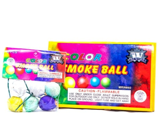 Smoke Balls (Buy 1 pack of 6 Get 1 Pack of 6 Free)