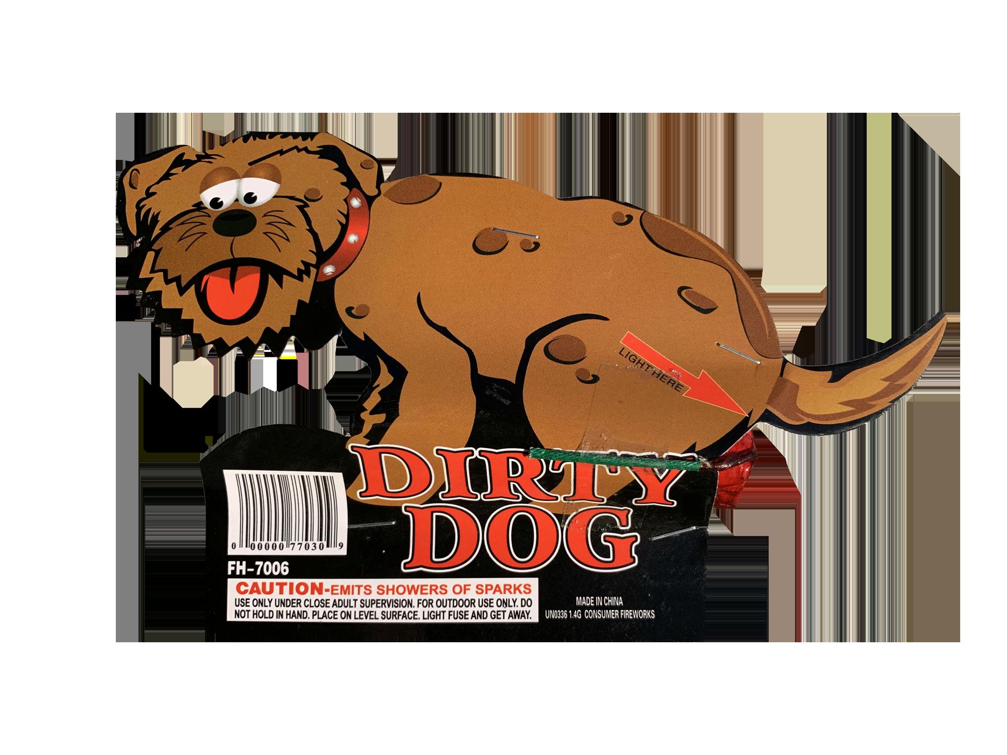 Dumpy Dog / Naughty Dog
