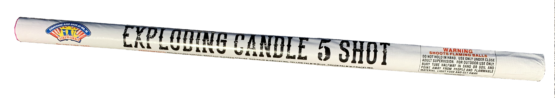 Exploding Candle 5 Shot