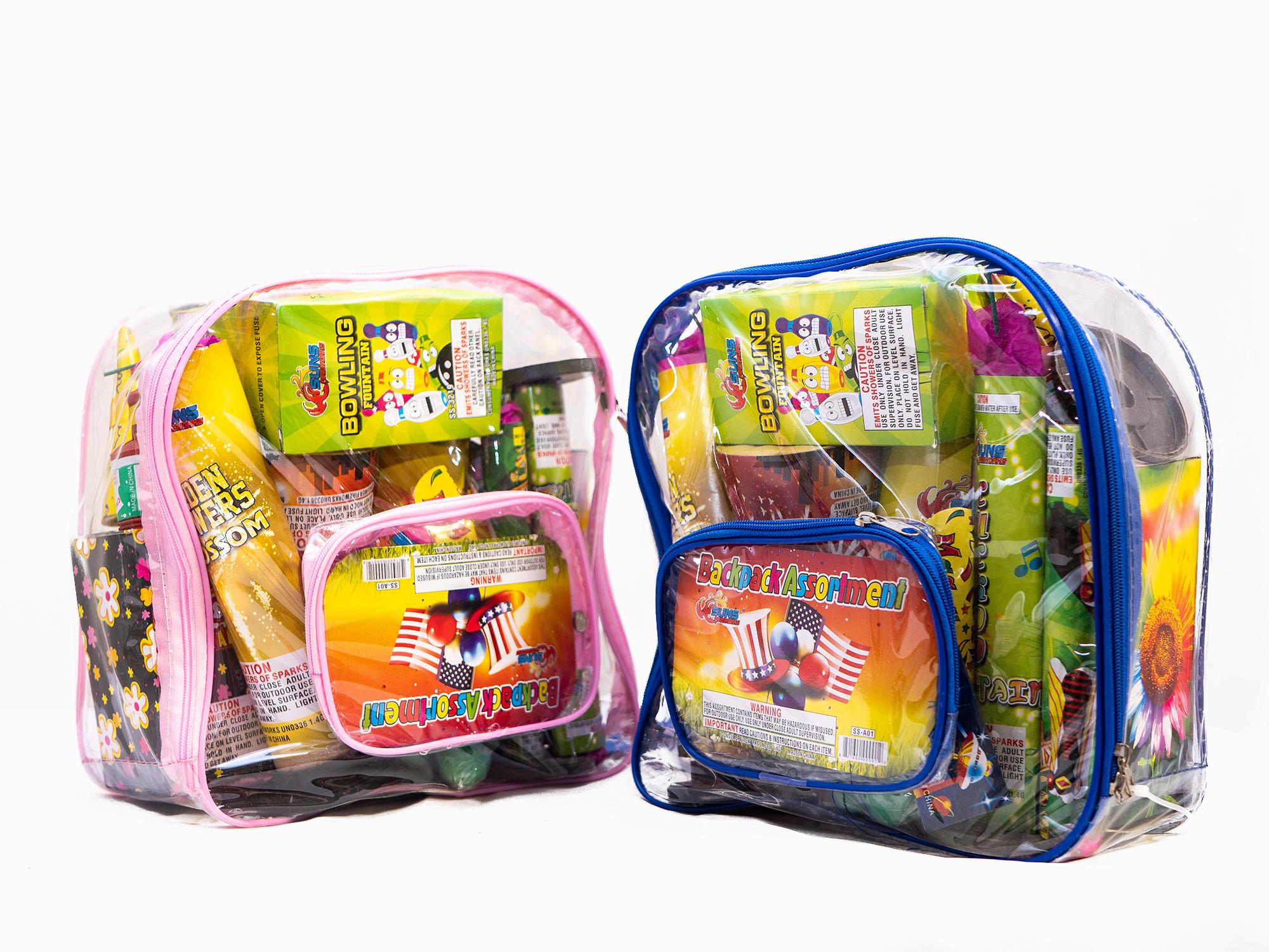 Backpack Assortment