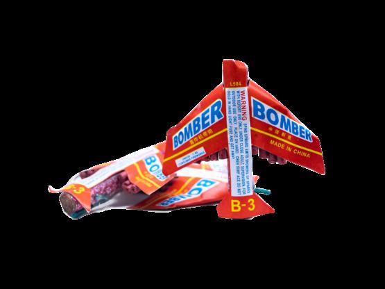 B-3 Bombers (Buy 1 Get 2 Free)
