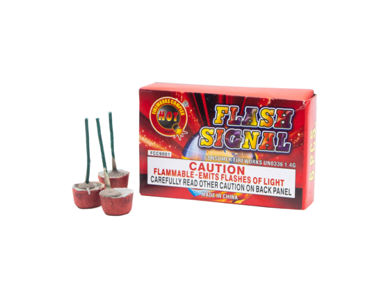 FLASHING SIGNAL/ STOBE (pack)