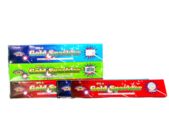 #8 Sparklers 7″ (Buy 1 Box Get 1 Box Free)