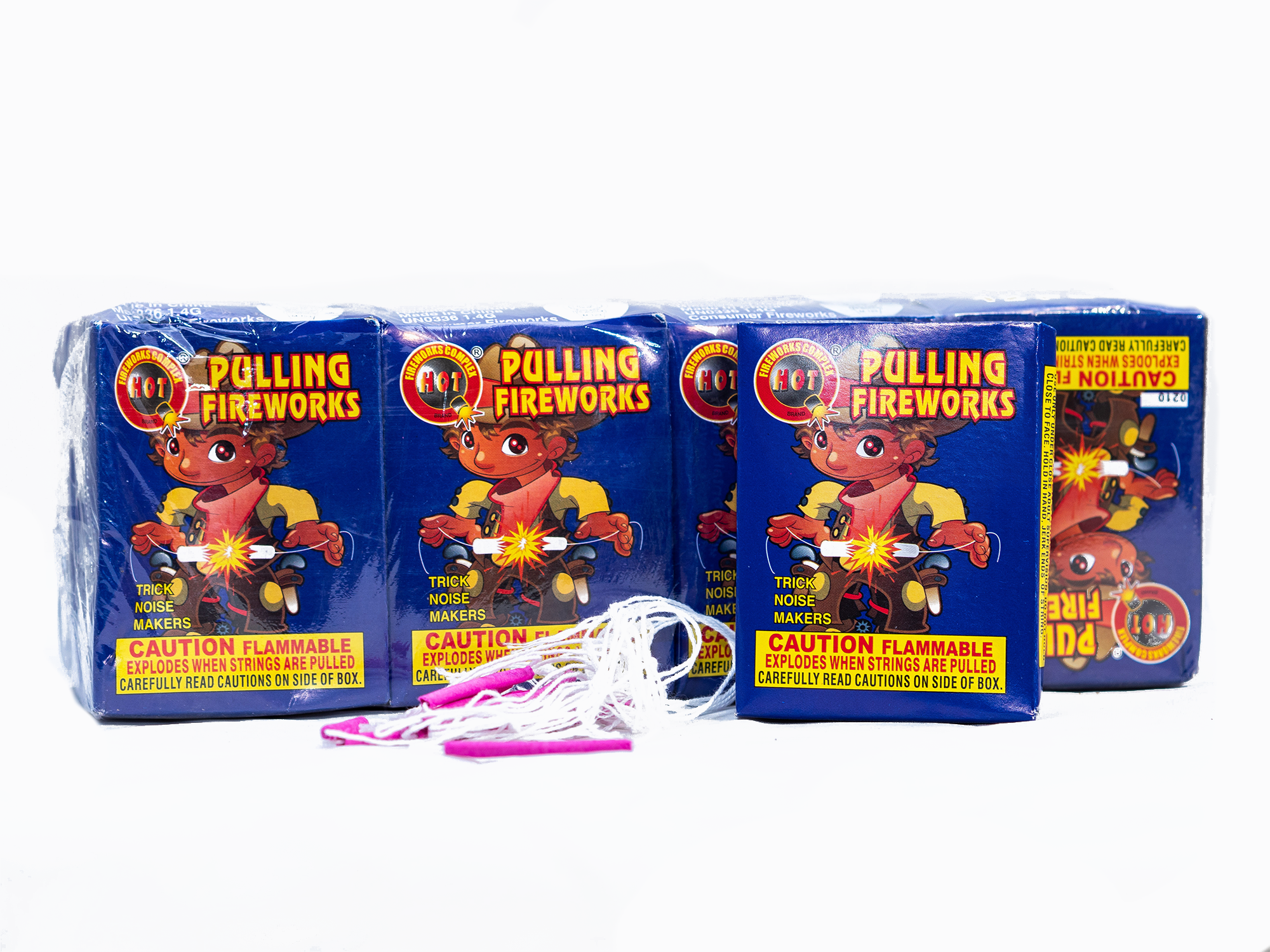 Booby Traps / Pulling Firework (Buy 1 get 1 Free)
