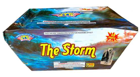 The Storm / Thunder Zone