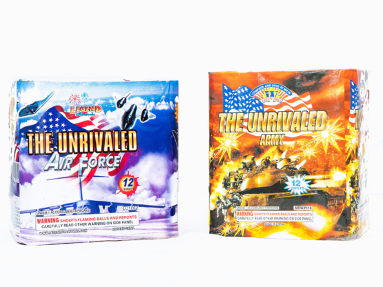 Unrivaled / All Fired Up