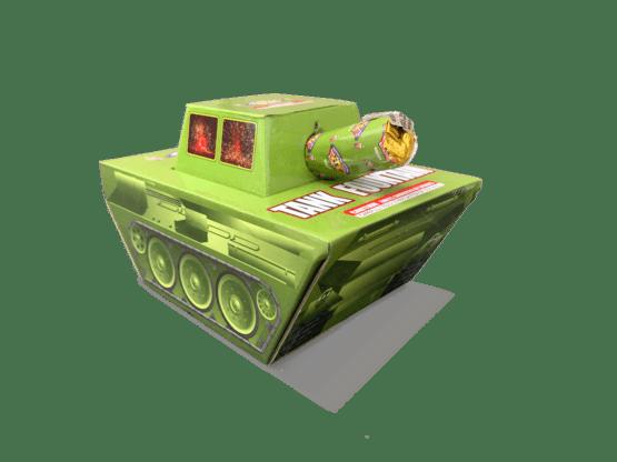Tank Fountain